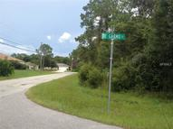 Lot 9 De Garmo Street North Port FL, 34291