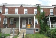 3721 Beehler Avenue Baltimore MD, 21215