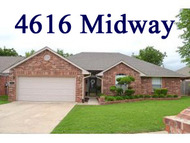 4616 Midway Drive Norman OK, 73072