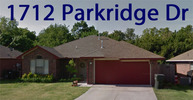 1712 Parkridge Norman OK, 73071