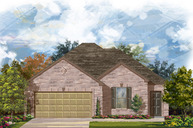 Plan A-1582 Hutto TX, 78634
