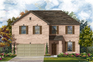 Plan A-2413 Modeled Hutto TX, 78634
