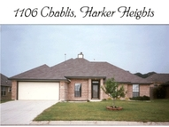 1106 Chablis Harker Heights TX, 76548