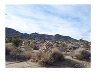 8633 Via Rocosa Road Joshua Tree CA, 92252