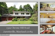 1322 Chrome Hill Road Jarrettsville MD, 21084