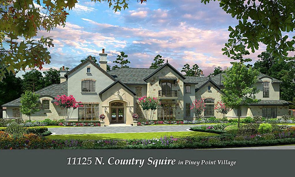 11125 North Country Squire St Piney Point Village TX, 77024