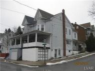 124 Washington Street Tamaqua PA, 18252
