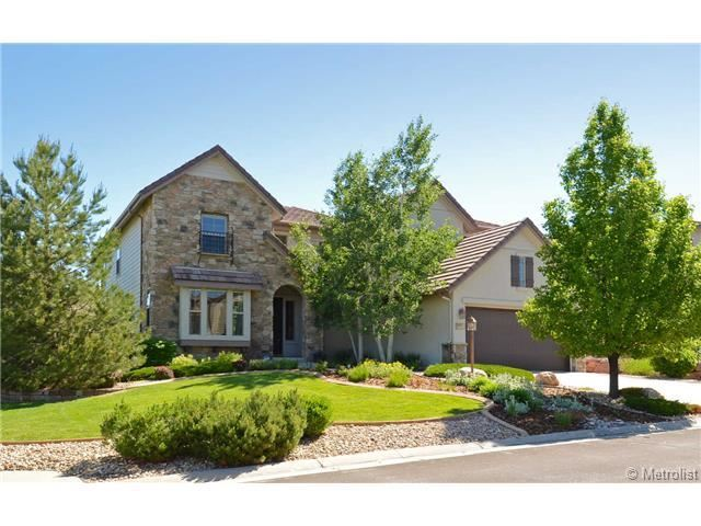 9691 Sunset Hill Place Lone Tree CO, 80124