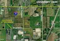 Lot 10 Central Avenue University Park IL, 60484
