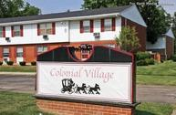 Colonial Village Apartments Riverside OH, 45431