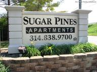 Sugar Pines Apartments Florissant MO, 63033