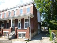 1756 Darley Avenue Baltimore MD, 21213