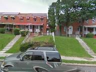 Address Not Disclosed Baltimore MD, 21212