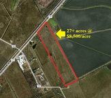 27 Acres County Road 171 Danbury TX, 77534