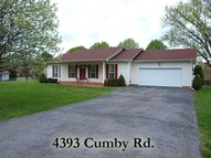 4393 Cumby Road Cookeville TN, 38501
