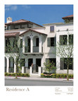 Residence A - Townhomes at Downtown Doral Miami FL, 33166