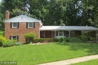 8702 Fox Ridge Road Springfield VA, 22152