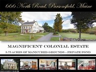 666 North Rd Parsonsfield ME, 04047