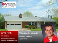 3884 Gardenview Pl Kettering OH, 45429