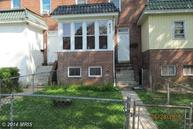 4013 Garrison Avenue Baltimore MD, 21215