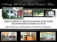 8 Sandy Hill Road South Portland ME, 04106