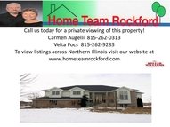 1198 Key West Dr. Rockford IL, 61103