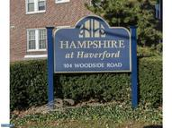 104 Woodside Rd #A206 Haverford PA, 19041