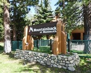 Mountainback#50 435 Lakeview Blvd. #50 Mammoth Lakes CA, 93546