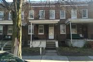 2321 Aiken Street Baltimore MD, 21218
