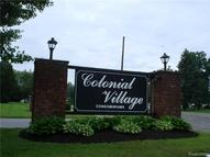 1826 Colonial Village Way 3 Waterford MI, 48328