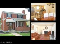 6103 Walther Ave Baltimore MD, 21206