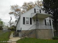 4615 Woodlea Ave Baltimore MD, 21206