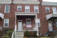 3513 Lyndale Avenue Baltimore MD, 21213