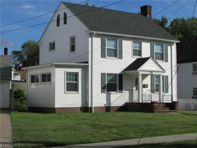 166 Woodrow Ave Bedford OH, 44146