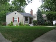 1226 Cloverdale Drive Royal Oak MI, 48067