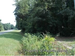Lot 5 Rock Hill Road Fayetteville NC, 28312