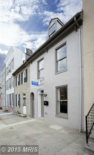 504 Wolfe Street South Baltimore MD, 21231