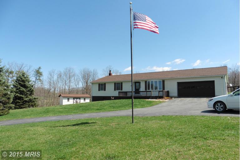 4564 Smokey Hollow Road Bloomery WV, 26817