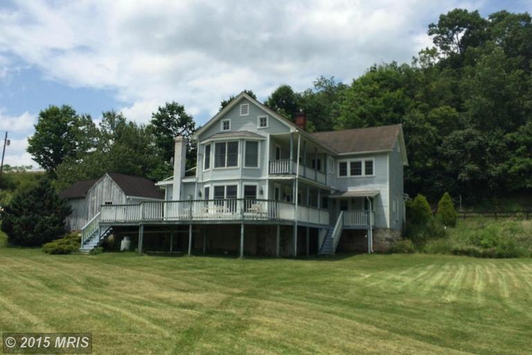 23899 Maddensville Pike Orbisonia PA, 17243