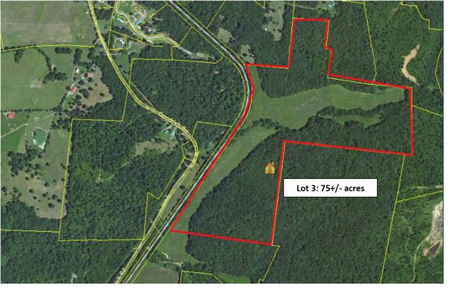 0 Goodrich Rd, Lot 3 Nunnelly TN, 37137