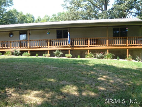 4537 Honeysuckle Road Coulterville IL, 62237